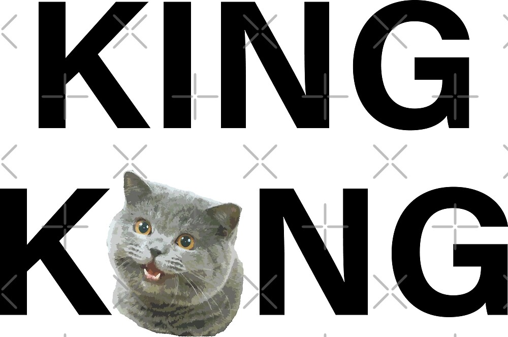 King K(cat)NG by Alexander Levine