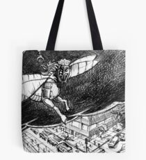 Out of the smoke Tote Bag