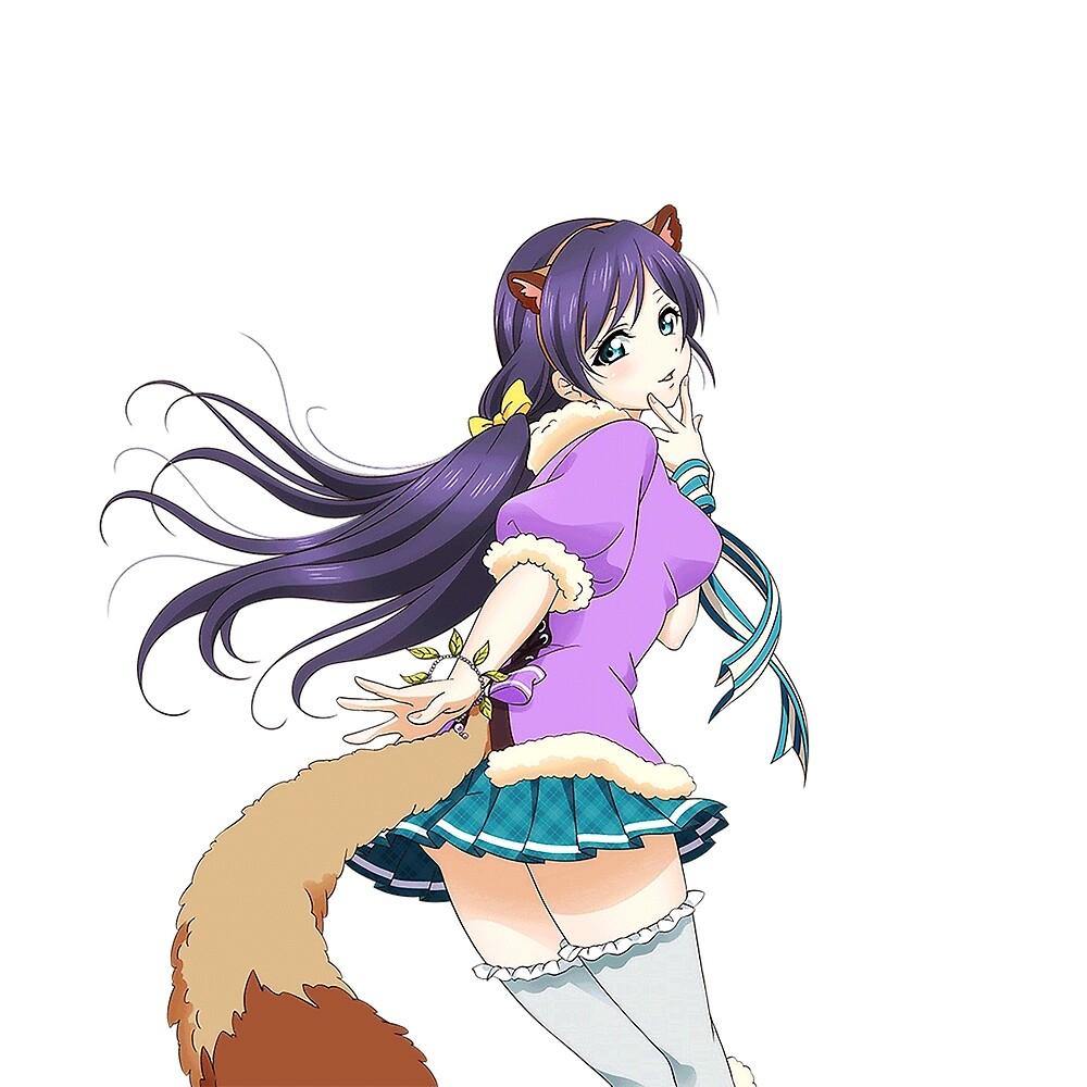 fox nozomi by honaka25032001