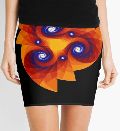 Mandala Alpha Julia I Mini Skirt