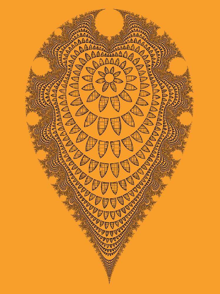 Mandala I by rupertrussell