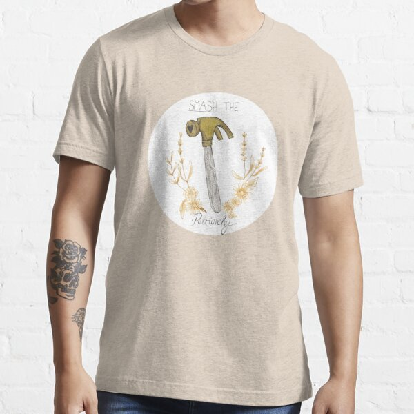 Smash the Patriarchy Essential T-Shirt
