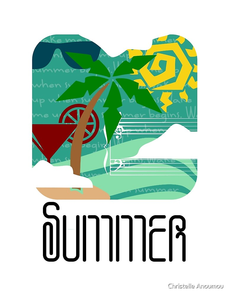 PictoYou Seasons - Summer by PictoYou
