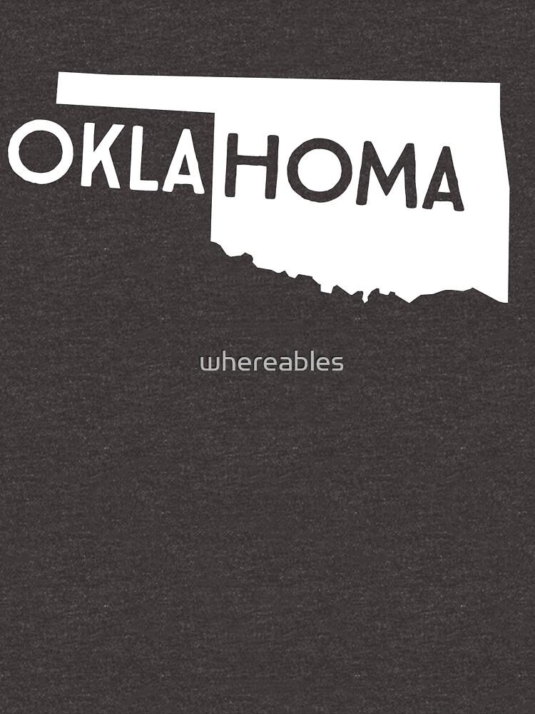 Oklahoma by whereables