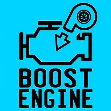 Boost Engine by salju17