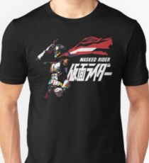 MASKED RIDER POP ART T-Shirt