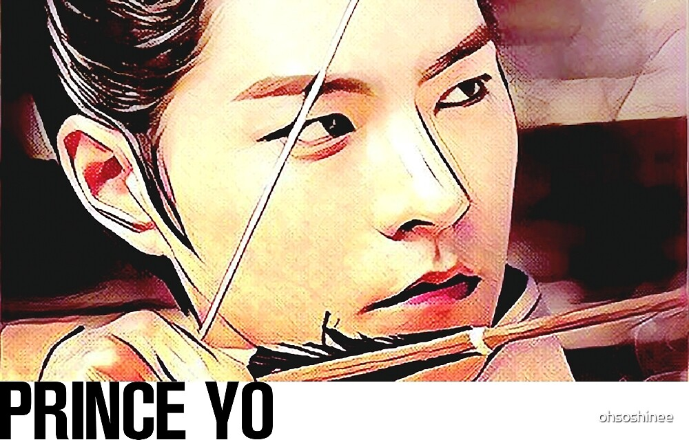 "Moon Lovers: Scarlet Heart Ryeo ""Prince Yo"" by ohsoshinee"