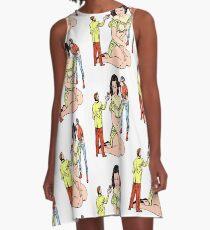 Gifts & Curses  A-Line Dress