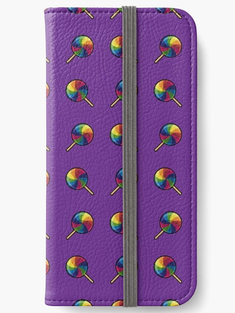 Purple Lollipop by manabunny