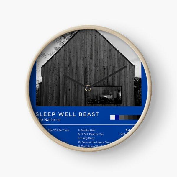 Sleep Weell Beast Clock
