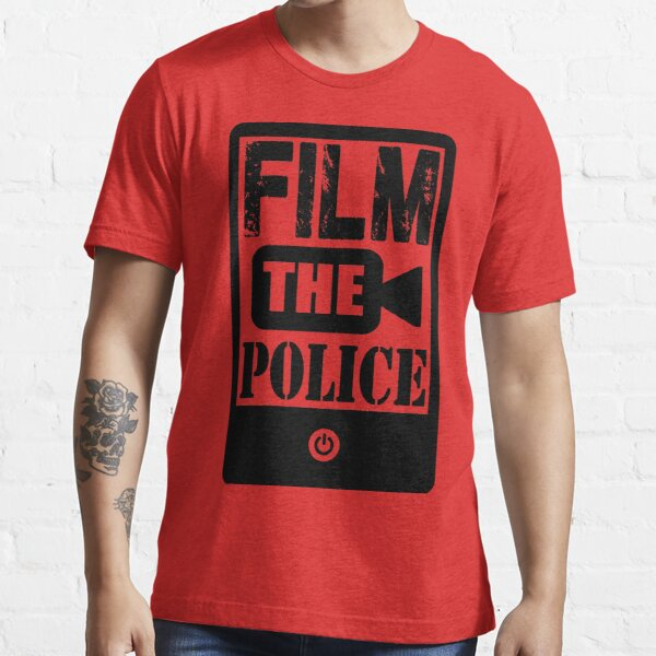 FILM THE POLICE Essential T-Shirt