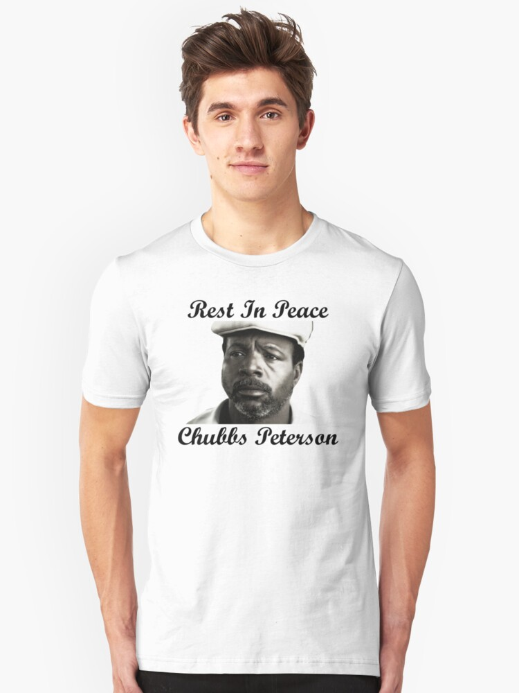 184ed332 Rest In Peace Chubbs Peterson Happy Gilmore