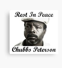 Rest In Peace Chubbs Peterson Happy Gilmore Metal Print