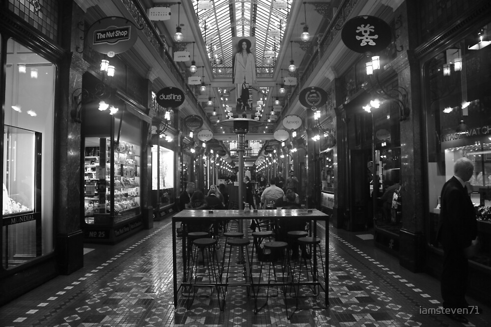 The Strand Arcade by iamsteven71