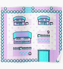 Pokemon: Pallet Town Poster