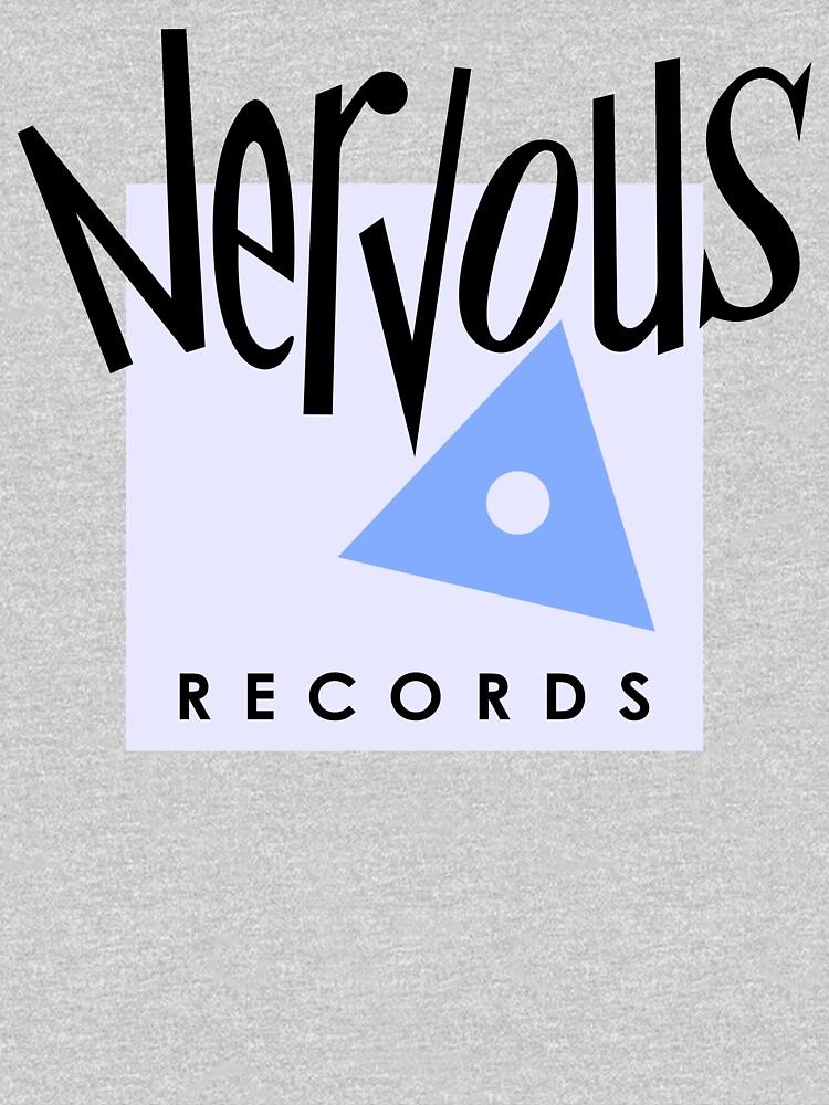 Nervous Records by edgehazel