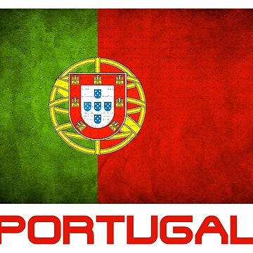 Portugal Flag by MimiDezines