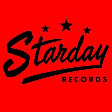 Starday Records by edgehazel