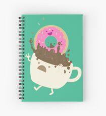 Cuaderno de espiral Dunkin Donut