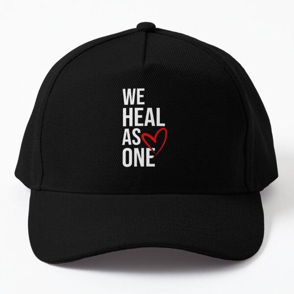 We Heal as One  Baseball Cap
