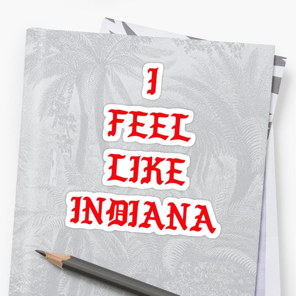 I FEEL LIKE INDIANA by dartydesigns