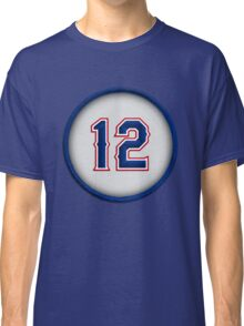 12 - Roogie Classic T-Shirt