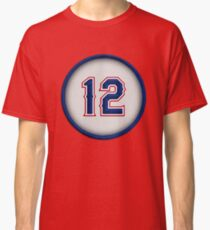 12 - Roogie Classic T-Shirt