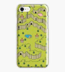 Earthbound: Saturn Valley iPhone Case/Skin