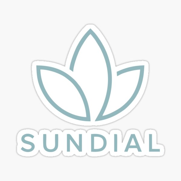 Best Selling - Sundial Growers Logo Merchandise Sticker
