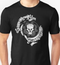 Give Me Film or Give Me Death distressed Unisex T-Shirt