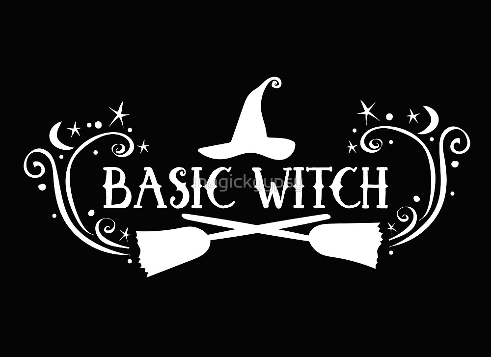 Basic Witch  by magickgypsy