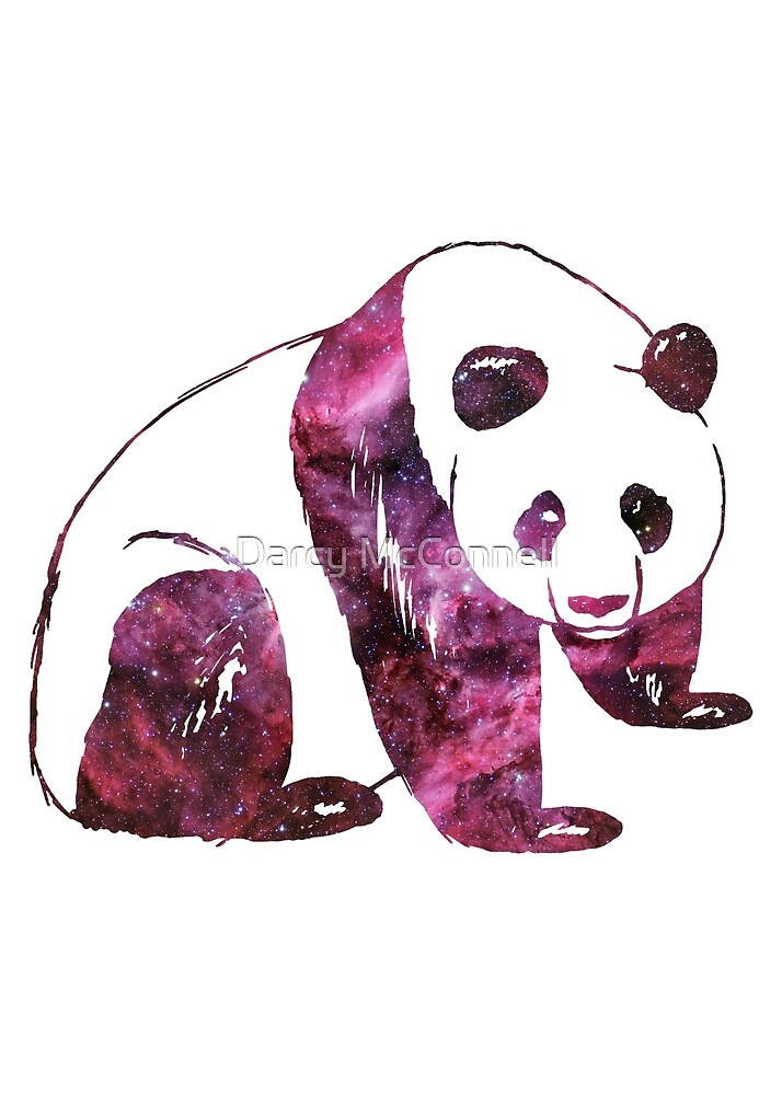 Space Panda #4 by 1ns4n1ty