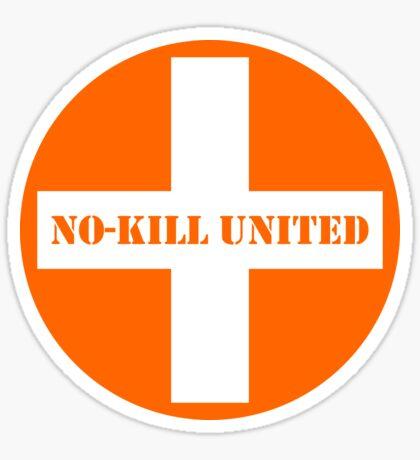 NO-KILL UNITED : PA-OW Sticker