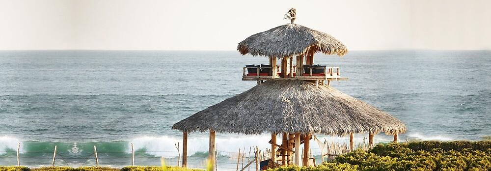 Destination weddings Mexico by villasantacruzb