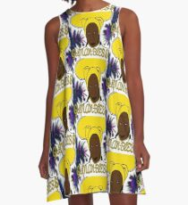 Our Lady Guinan A-Line Dress
