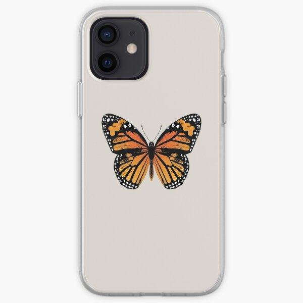 Monarch Butterfly | Vintage Butterflies |  iPhone Soft Case