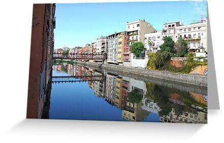 Girona, Spain by jherbert101