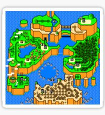 Super Mario World: Dinosaur Land Sticker