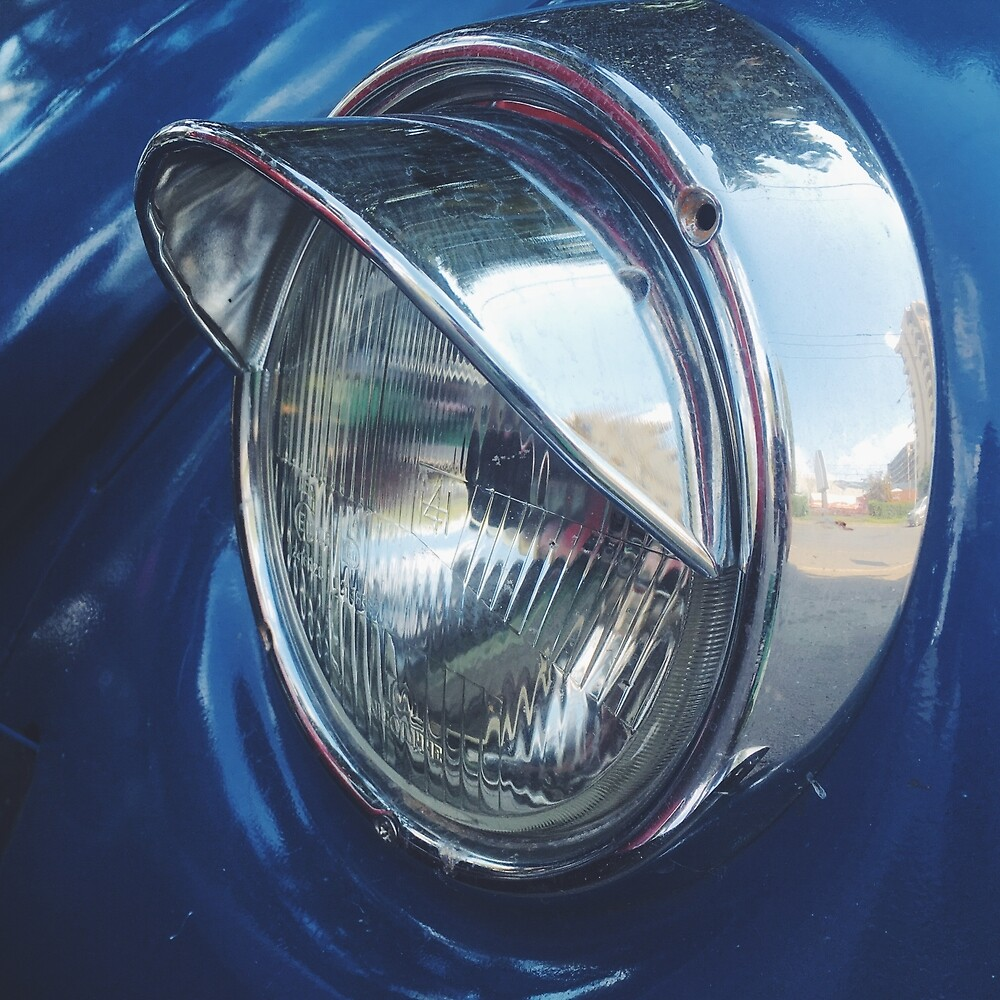 Eye of the beetle II by monicamarcov