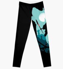 Princess Mononoke Leggings