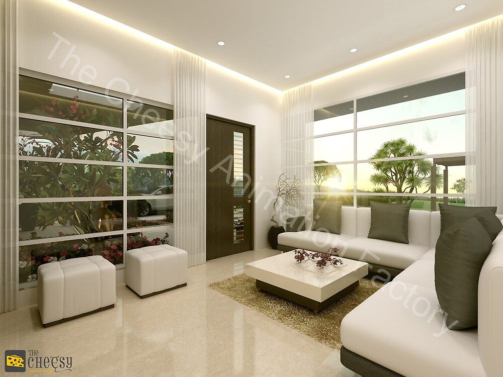 3D Interior Rendering Company services by Icheesy1