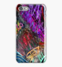 Chaos Colorized iPhone Case/Skin