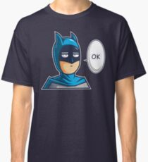 One Punch Vigilante Classic T-Shirt