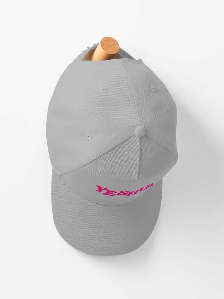 Alternate view of Yeshua The Hebrew Name of Jesus! PINK Cap