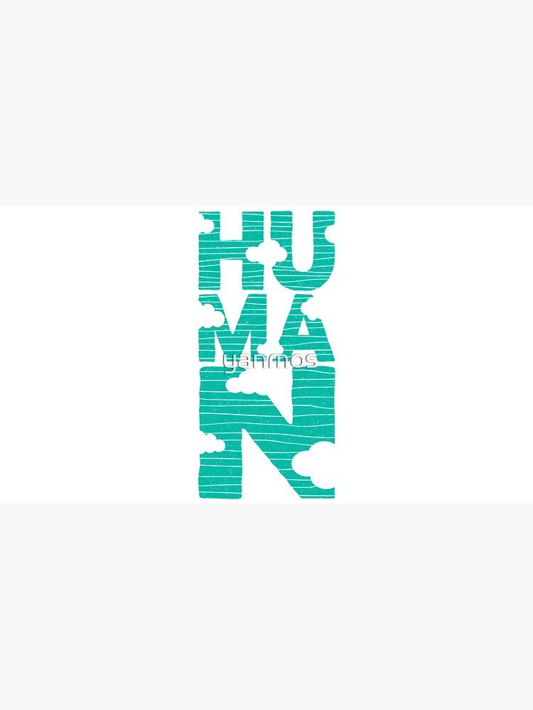 HUMAN (marrs green) by yanmos