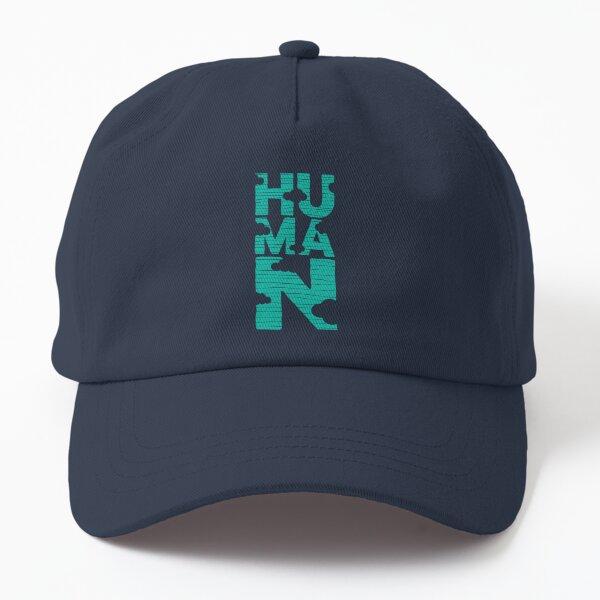HUMAN (marrs green) Dad Hat