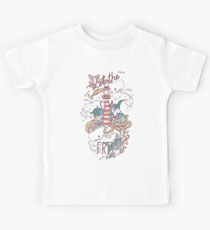 Whales and Waves Kids Clothes