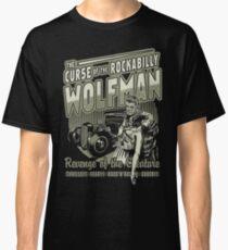 Rockabilly Wofman Classic T-Shirt