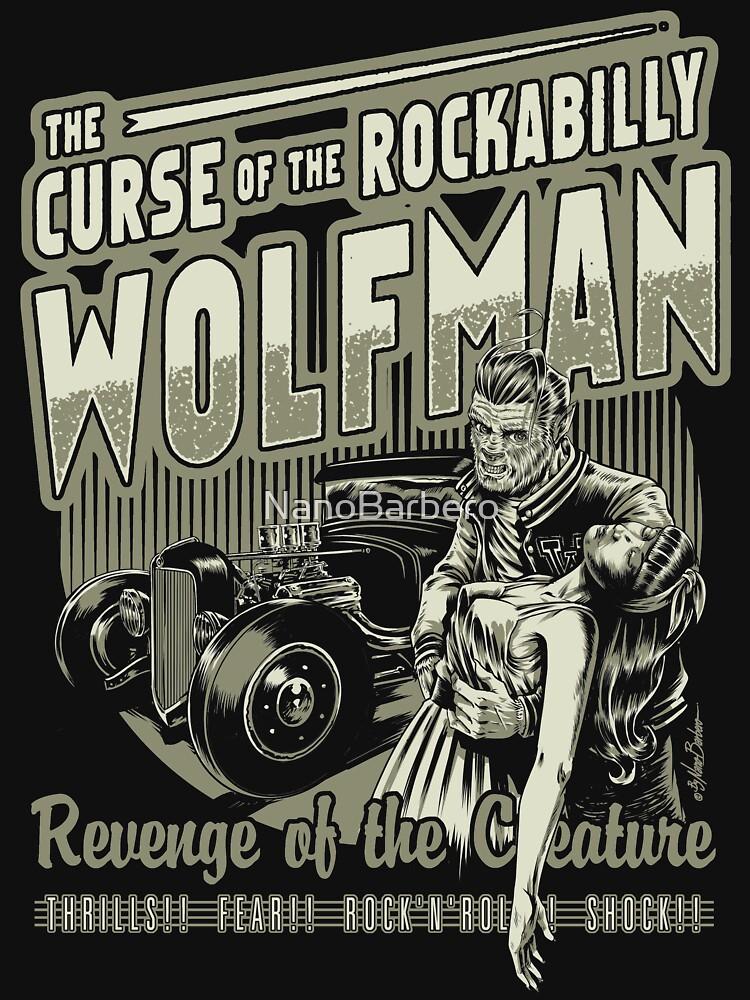 Rockabilly Wofman by NanoBarbero