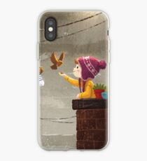 A Family Dinner iPhone Case